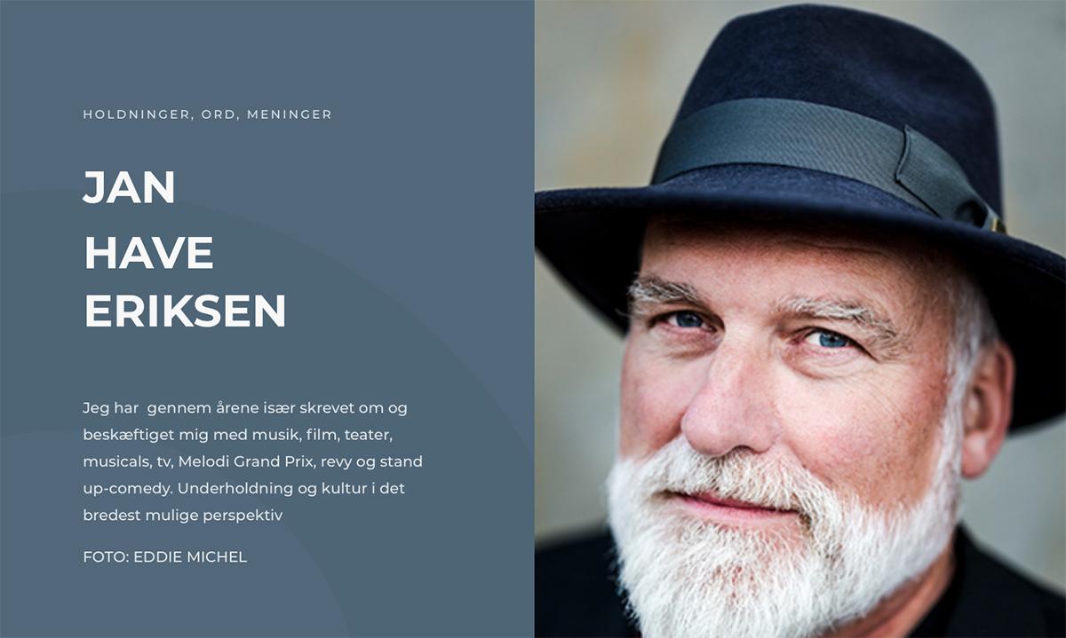 Nyheder Arkiv | Jan Have Eriksen
