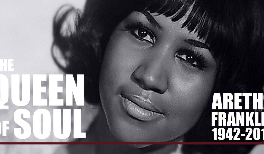 Dronningen af soul: Aretha Franklin