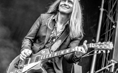 B-Joe Johansen – Guitarist, shaman og drømmer