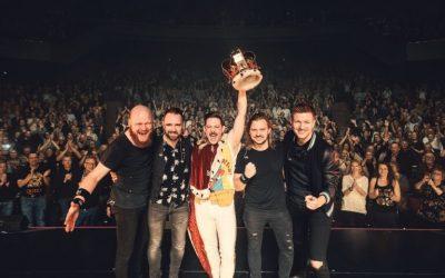 De kaldes Europas bedste Queen tribute-band – men 'der var kun én Freddie'.