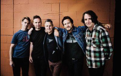 Nyt Pearl Jam-album: Et lidenskabeligt storværk i sig selv