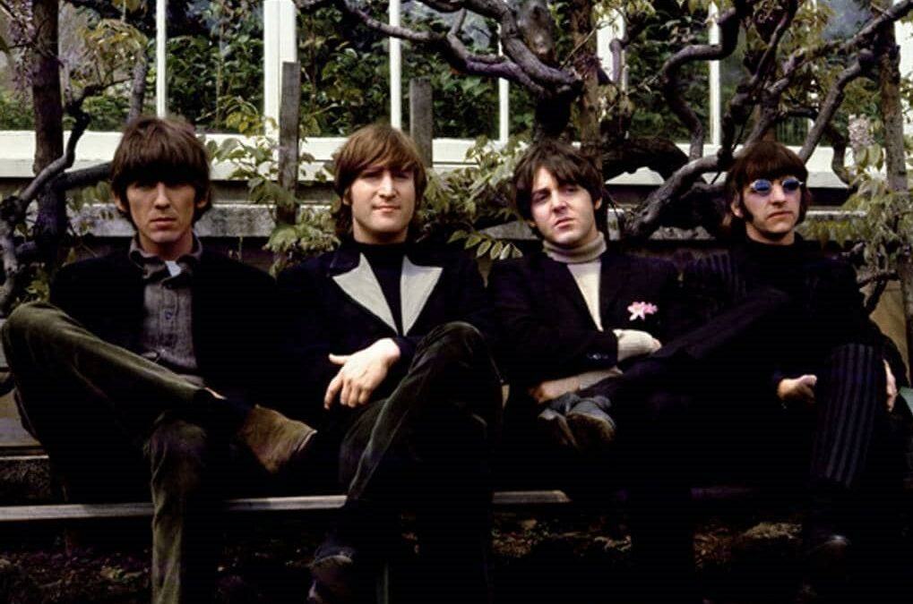 The Beatles, pressefoto